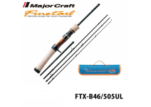 MajorCraft Fine Tail  FTX-B46/505UL Switch Style