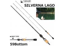 Tailwalk Silverna Lago 59Bottom