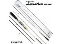 Tenryu Lunakia Sonic LKS610ML