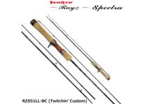 Tenryu Rayz Spectra RZS51LL-BC Twitchin' Custom