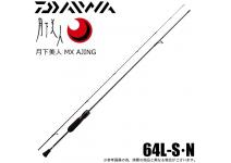 Daiwa 21 Gekkabijin MX AJING  64L-S・N