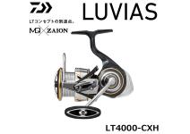 Daiwa 20 Luvias  LT4000-CXH