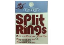 Кольца заводные Smith Split Ring
