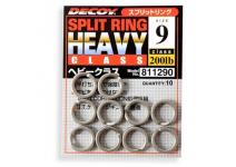 Кольца заводные Decoy Split Ring Heavy